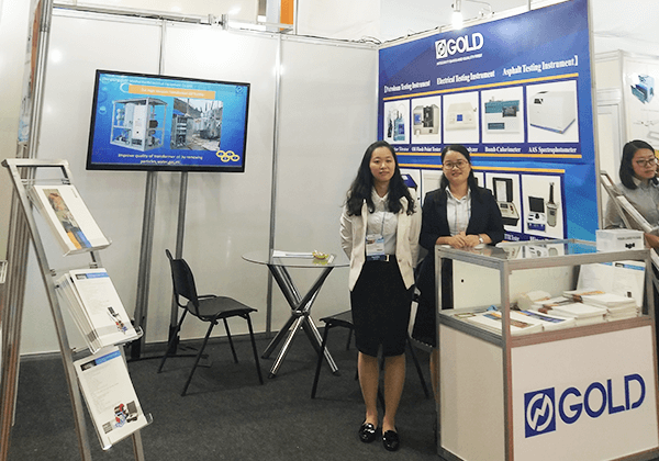 Participated in tradeshow in Brazil in 2017