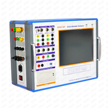 GDGK-307 Fully Automatic Circuit Breaker Analyzer Switch Mechanical Characteristics Tester
