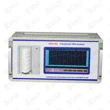 GDRZ-902 Transformer SFRA Sweep Frequency Response Analyzer