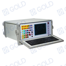 GDJB-PC6 Computer Control Six Phase Protection Relay Tester