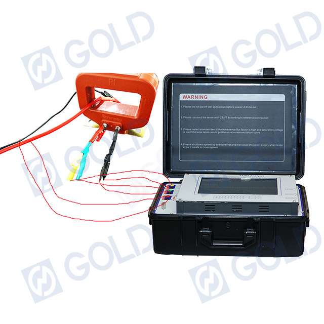 GDVA-405 Automatic Current Transformer and Potentional Transformer Tester ,CT PT Analyzer