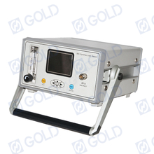 GD-2H SF6 Gas Concentation, SF6 Dew Point, SF6 Water Content, SF6 Purity Tester